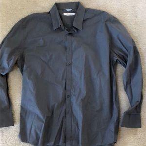 Men's size 44 shirt long sleeve